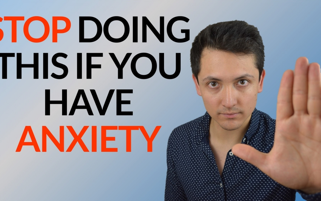 Want To Control Anxiety? Start By Doing This…